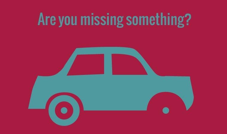 car-missing-parts